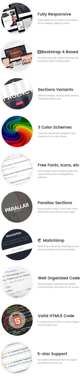 DotCreative – Web Design Agency Joomla Template - 1